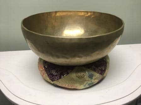 Large Crown/Seventh Chakra Bowl